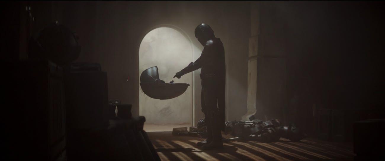 The Mandalorian Ending Explained Yoda