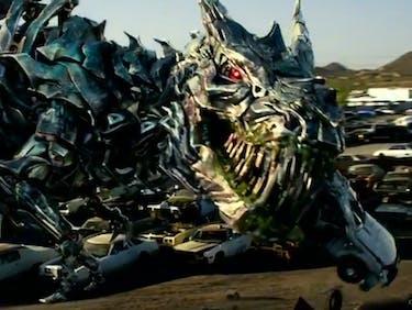 New 'Transformers: Last Knight' Trailer Has a Robot Junkyard Dog