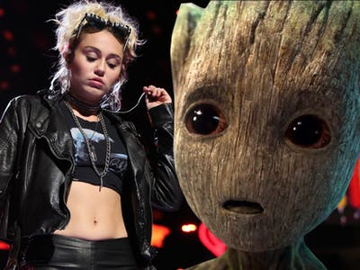 ICYMI: Miley Cyrus Is in 'Guardians of the Galaxy Vol. 2'
