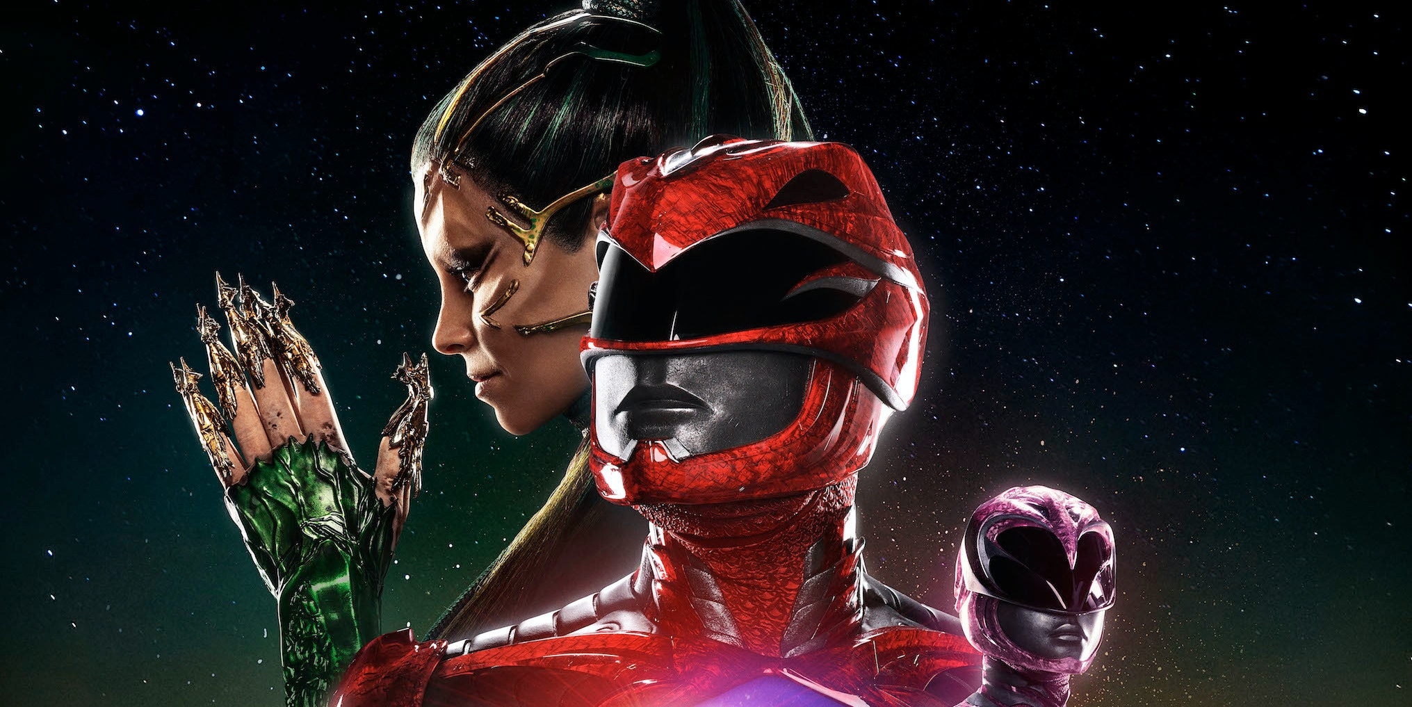 There is a 'Power Rangers' Mid-Credits Scene