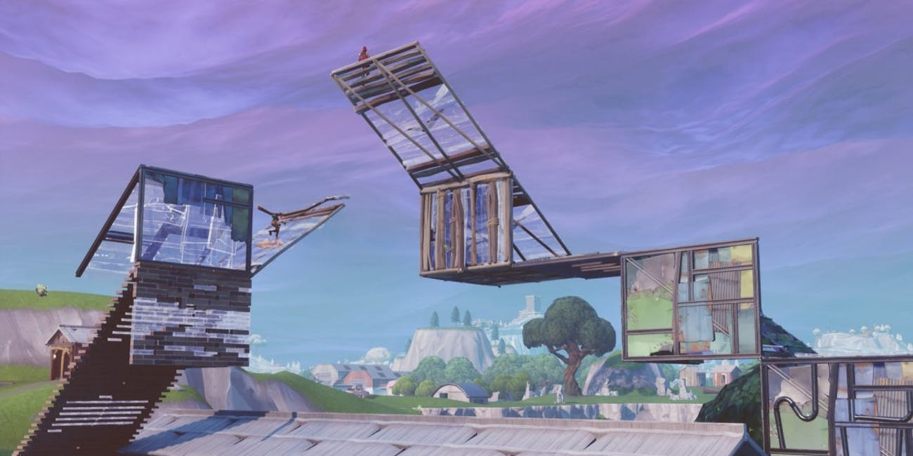 Fortnite Patch Notes No Build Tilted Town Is A Better Fortnite
