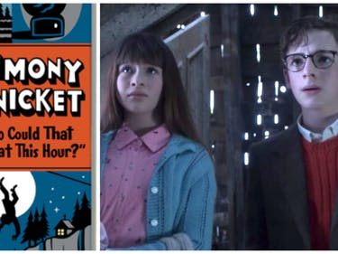 You Missed These 6 Obscure Easter Eggs in 'Unfortunate Events'