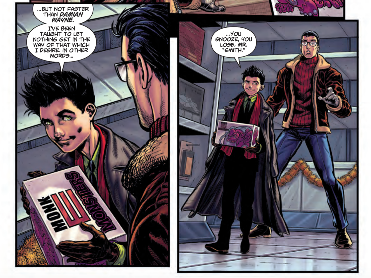 DC Comics Just Released a Superman 'Jingle All the Way' Comic ...