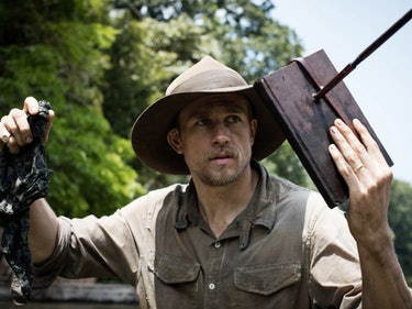 'The Lost City of Z' Director: Historian Critics Are Brainless