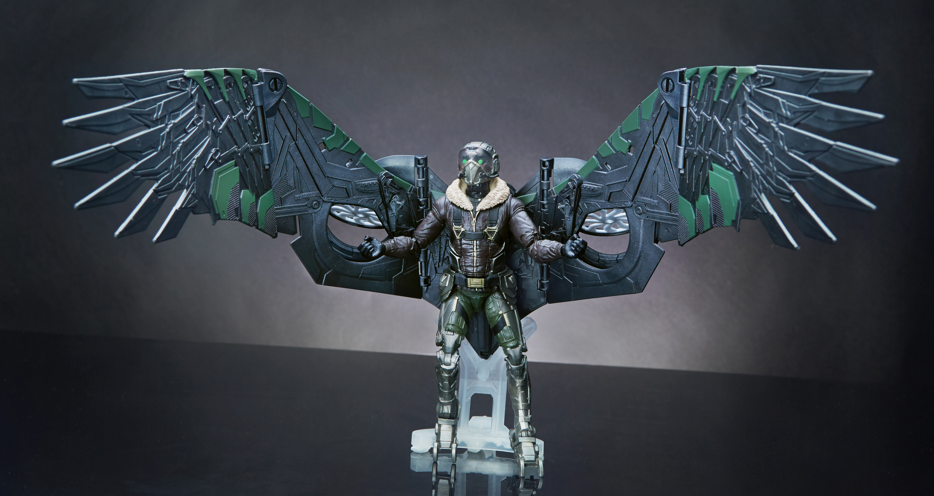 Hasbro's Vulture action figure