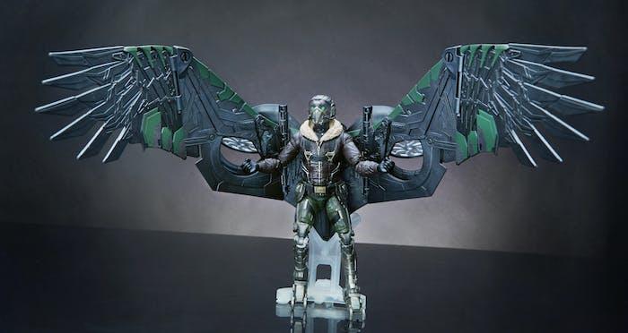 Hasbro's Vulture action figure