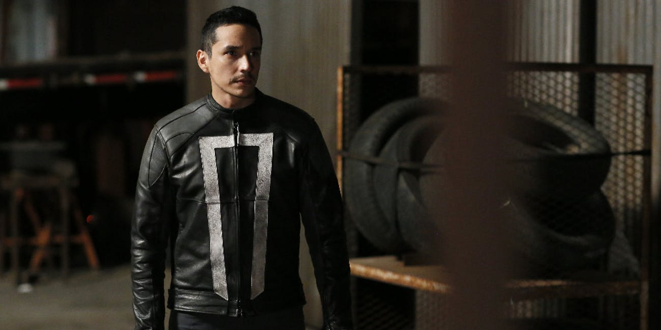 Ghost Rider Marvel's Agents of SHIELD