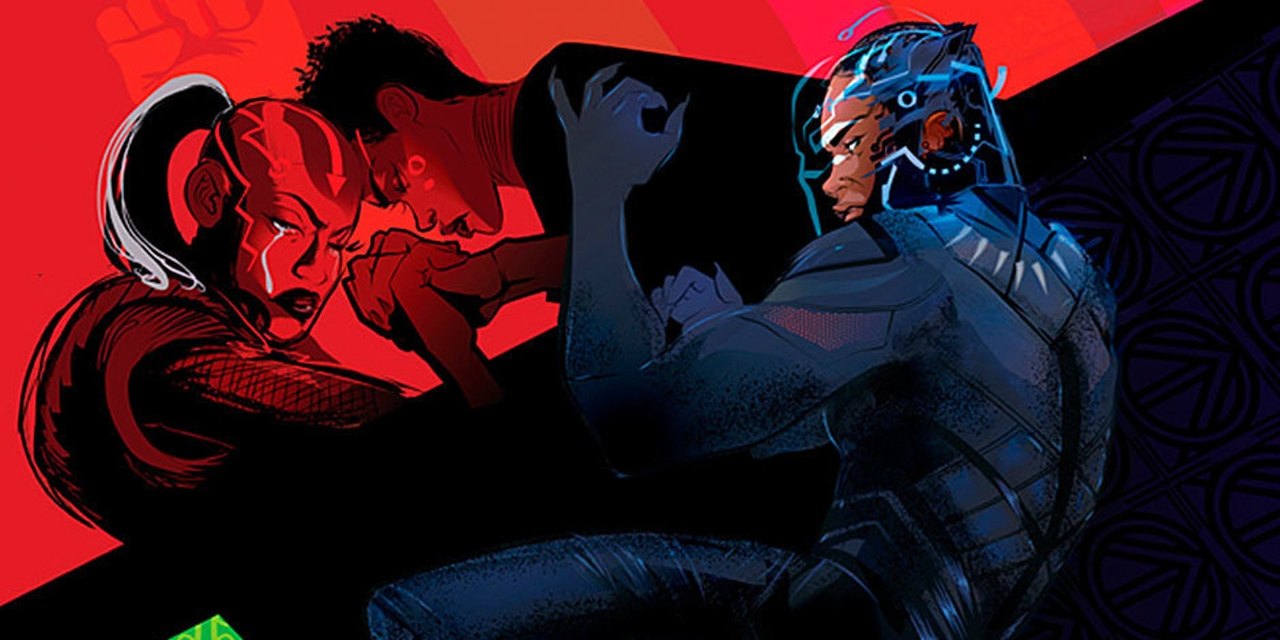 Black Panther's World of Wakanda