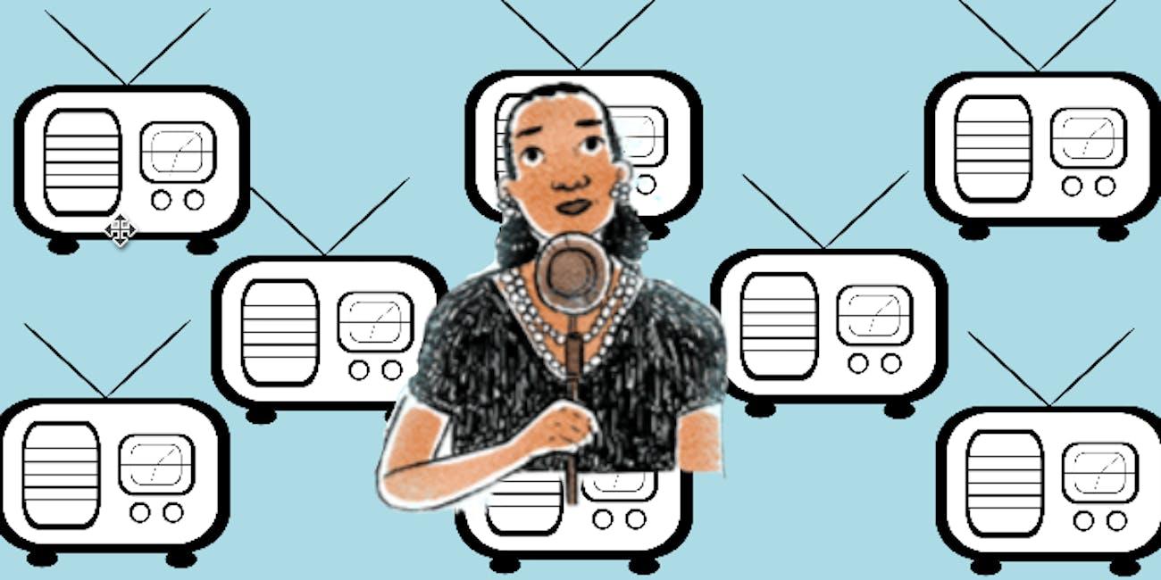 Maria Rebecca Latigo de Hernández, Google doodle.