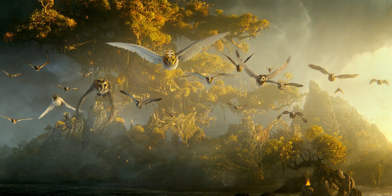 legends of the guardians the owls of ga hoole is zack snyder s