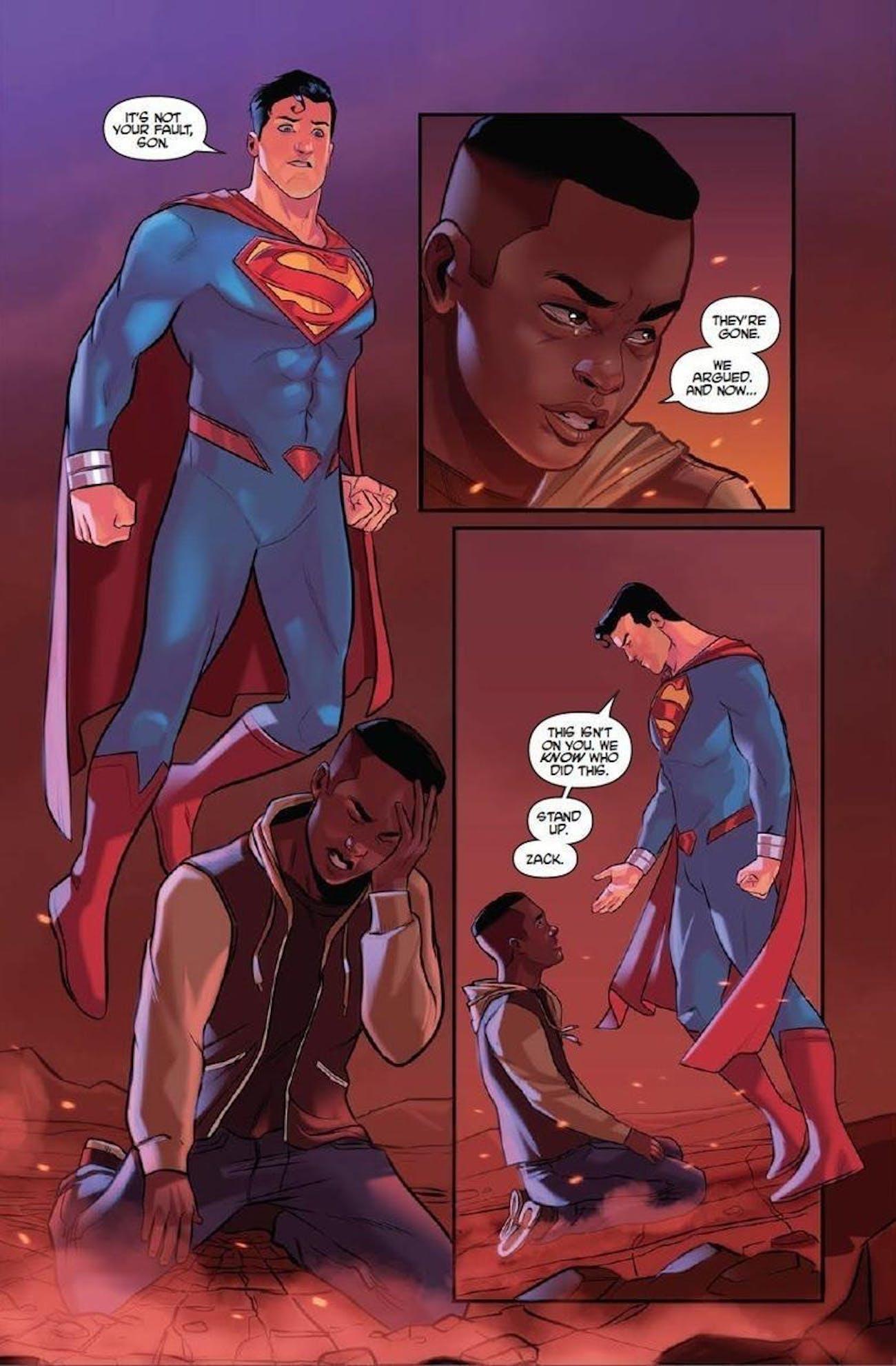 Power Rangers Superman