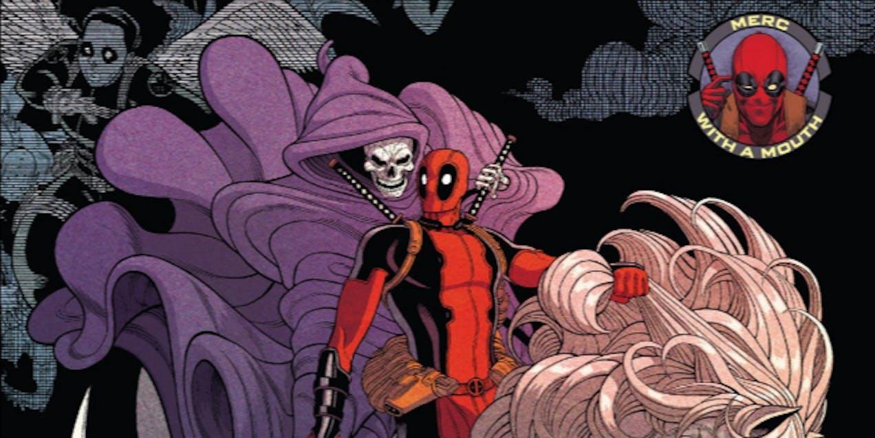 Cover for Marvel's Deadpool #22