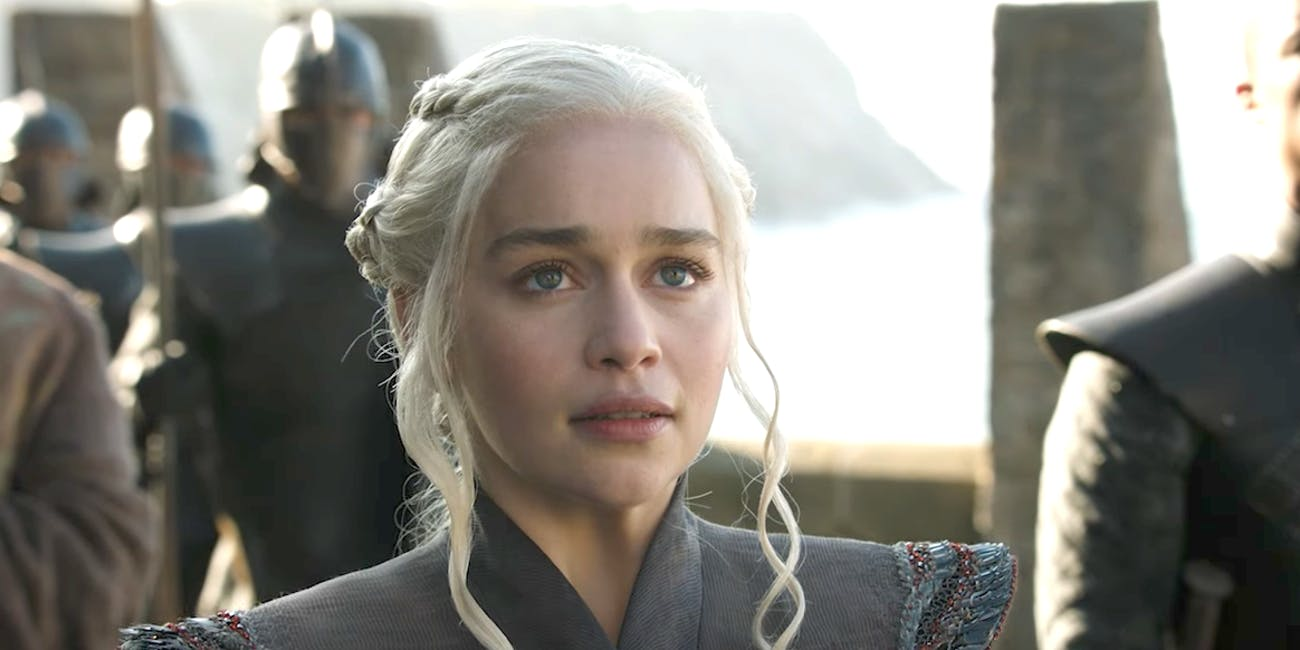 Daenerys Targaryen in 'Game of Thrones' Season 7
