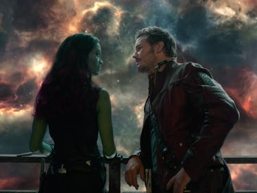 Watch Star-Lord Explain His Walkman to Millennial Marvel Fans