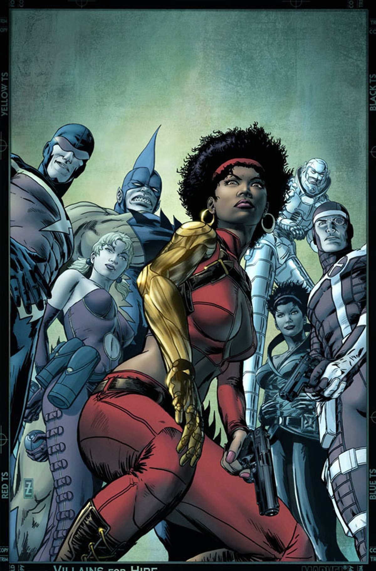 Misty Knight Marvel