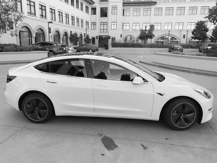 "Crystal Clear Photos Show the Tesla Model 3's ""Final"" Form"