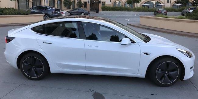 "Crystal Clear Photos Show the Tesla Model 3's ""Final"" Form"