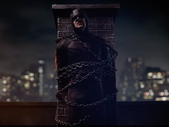 New 'Daredevil' Season 2 Teaser Pays Homage to Garth Ennis