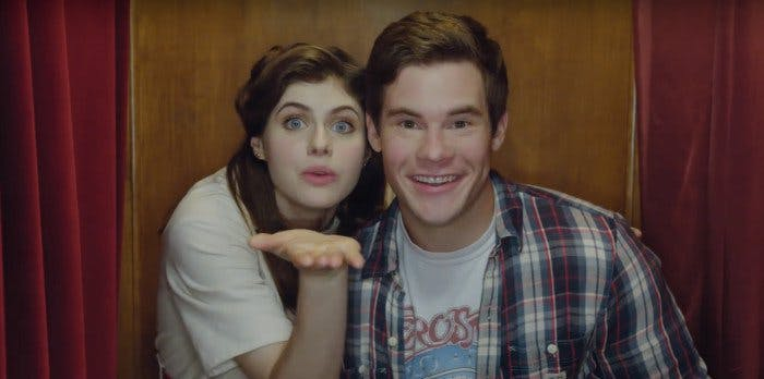 Alexandra Daddario and Adam DeVine star in 'When We First Met.'