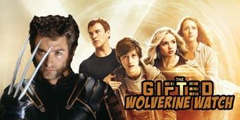 Inverse's the  gifted wolverine watch
