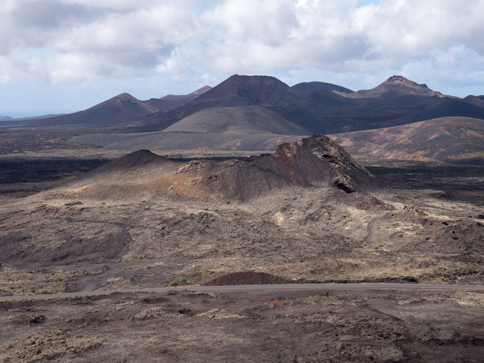 ESA Sends Astronauts to the Canary Islands to Train for Mars