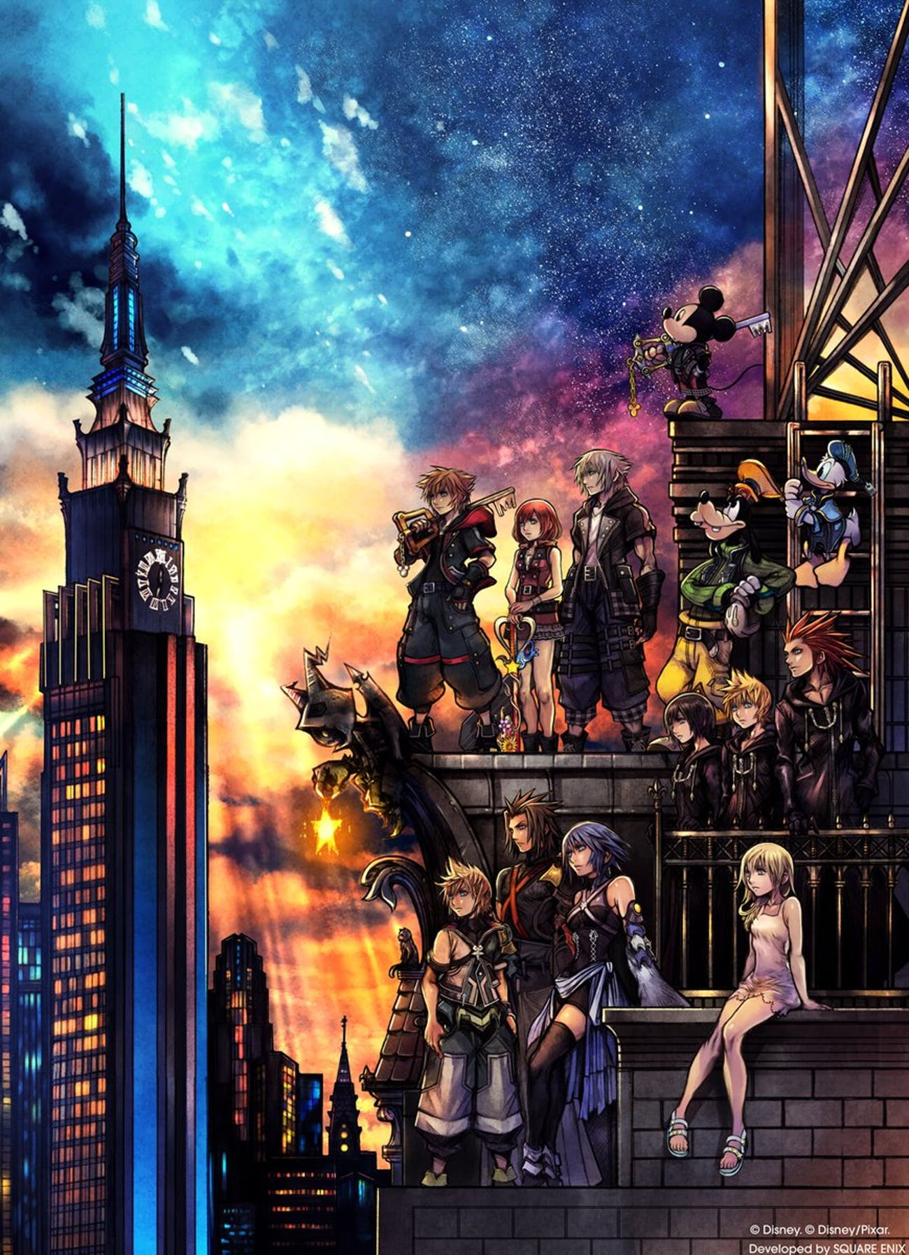 Kingdom Hearts 3 Release Date Worlds Plot And Everything To Know
