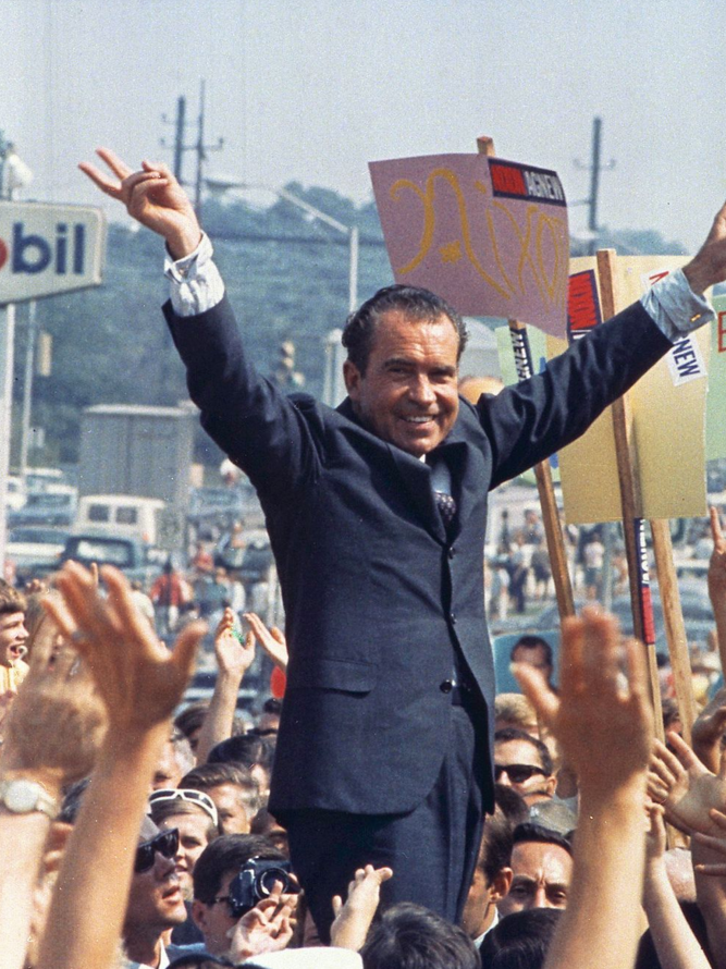 war on drugs declared by richard nixon Nixon declares war on drugs at a press conference nixon names drug abuse as public enemy number one in the united states he announces the creation of the special.