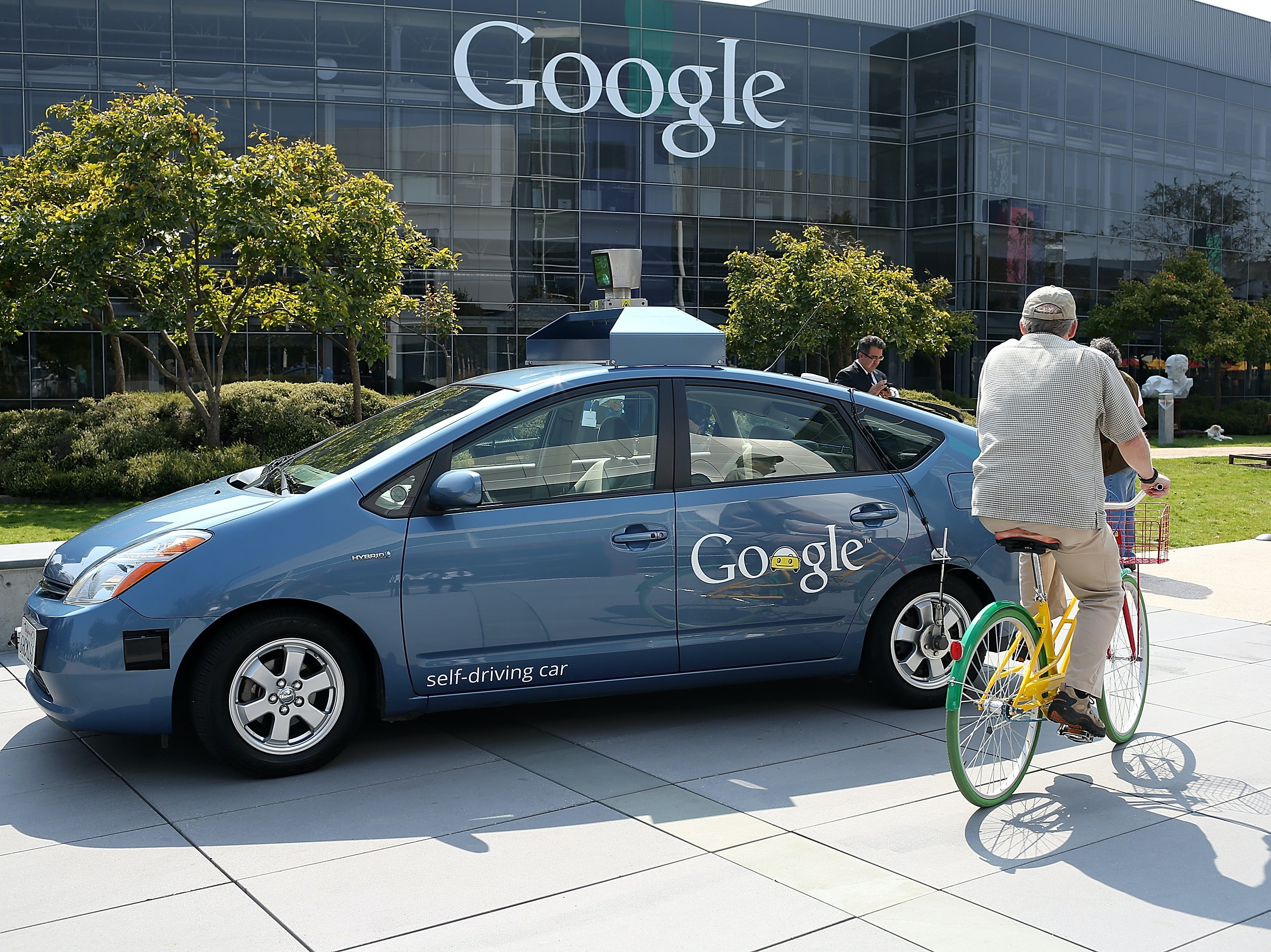 Google Shares More Information About Its Driverless Car Crash