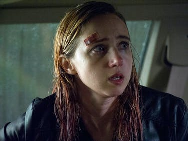 Zoe Kazan Savored Her Worst Day Ever