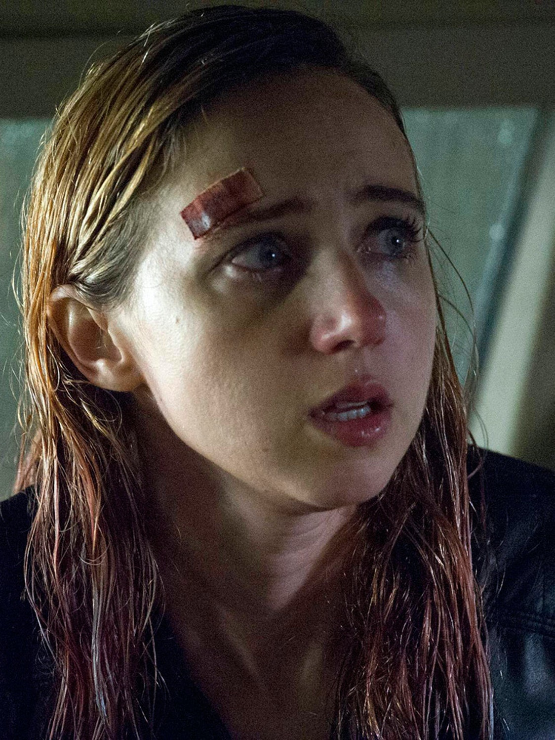 Zoe Kazan as Kathy in A24's 'The Monster'.