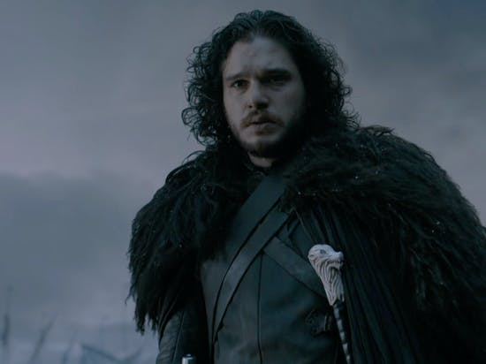 Jon Snow Continues to Be Not Dead in First Game of Thrones Season 6 Trailer