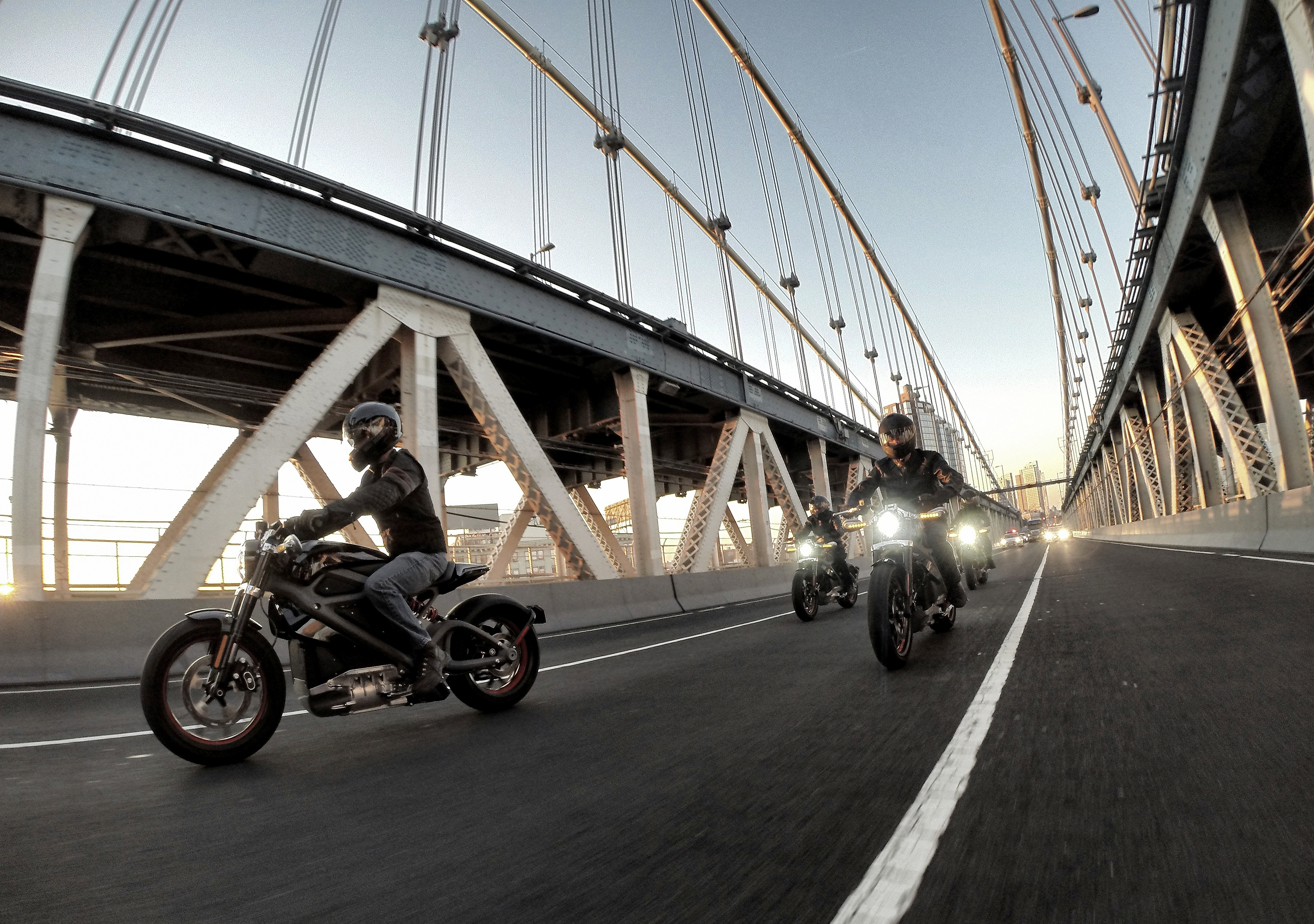 Harley-Davidson Leaks What Electric Motorcycle Will Sound Like | Inverse