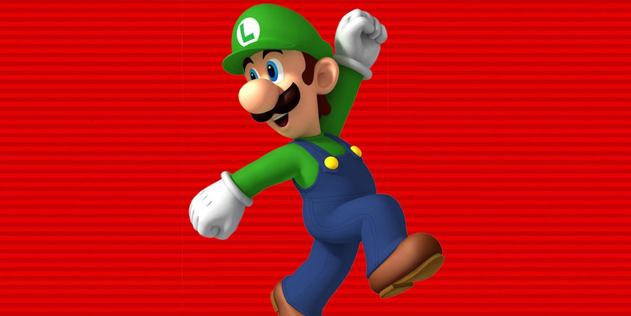 Here's Why Luigi Is the Best Character in 'Super Mario Run
