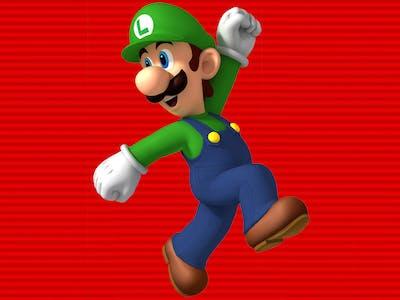 Luigi Is the Best Character in 'Super Mario Run'