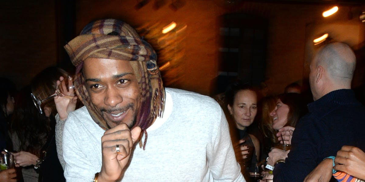 PARK CITY, UT - JANUARY 21:  Actor Lakeith Stanfield attends WGN America's 'Underground' Season Two Party, hosted by John Legend, at 2017 Sundance Film Festival on January 21, 2017 in Park City, Utah.  (Photo by Gustavo Caballero/Getty Images for WGN AMERICA)
