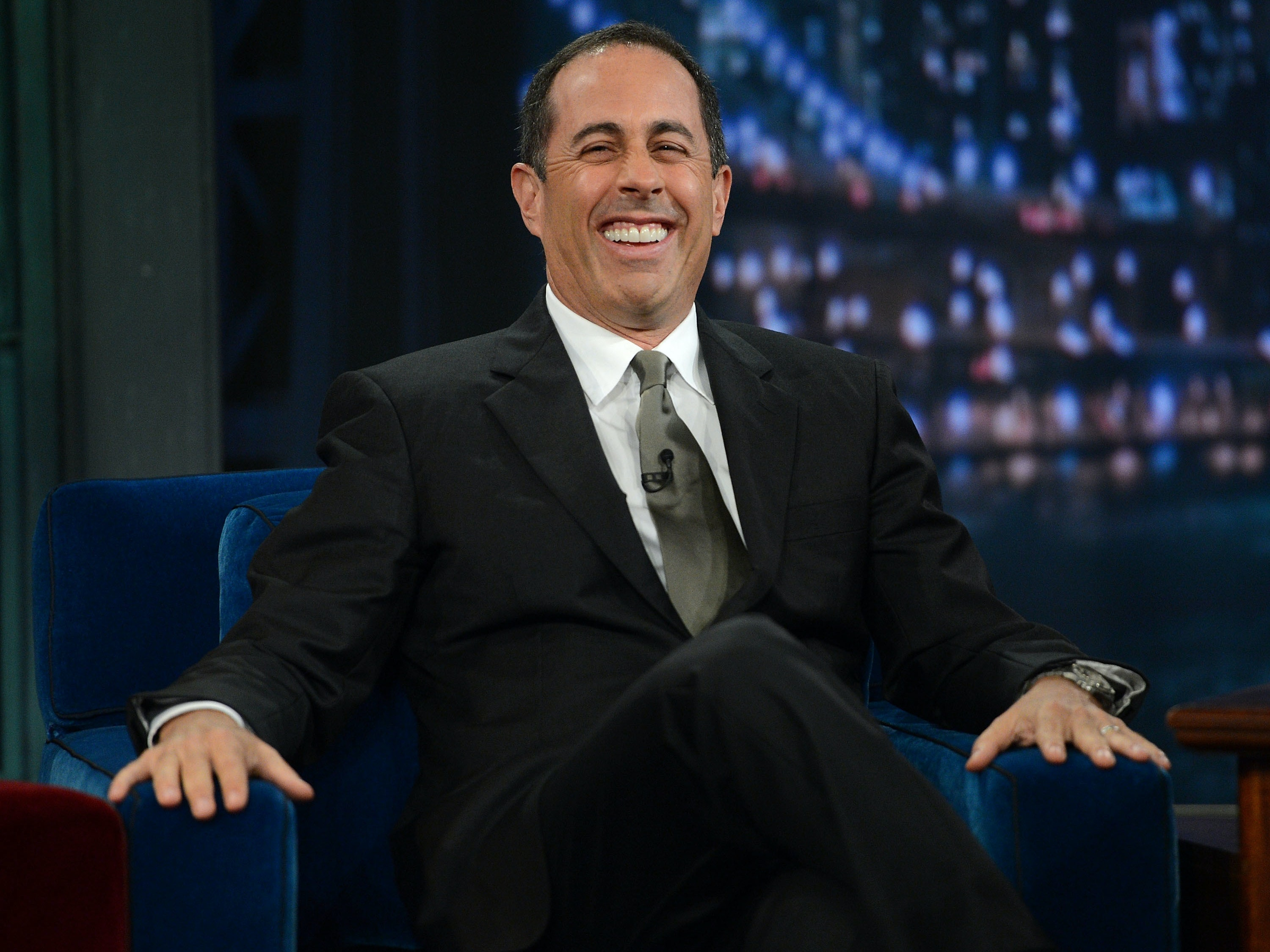 Can Jerry Seinfeld Do Billy Joel Numbers in his New Standup Residency?