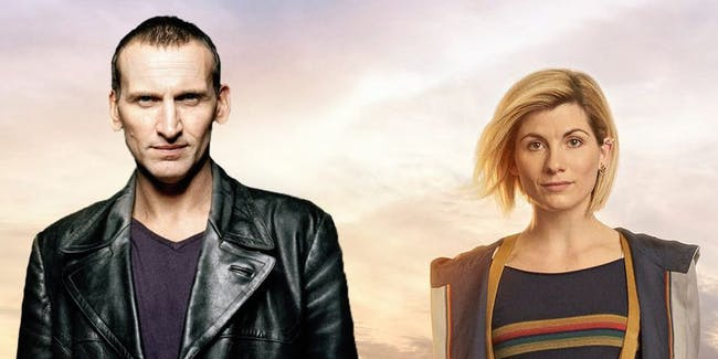 The 9th and 13th Doctors will never share a scene together on 'Doctor Who'.