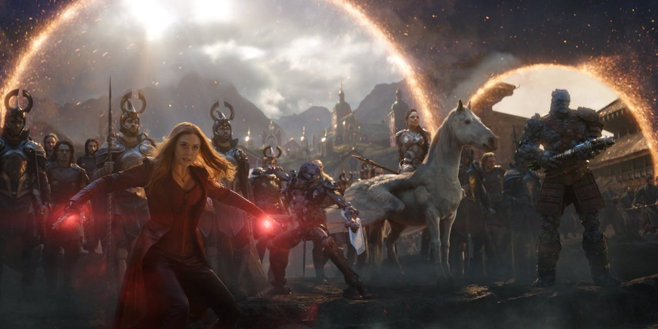 Marvel Phase 4 Theory Explains How Scarlet Witch Gains Scary New