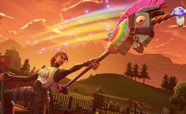 Mushrooms could be important in 'Fortnite: Battle Royale'