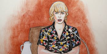 Taylor Swift courtroom psychology science