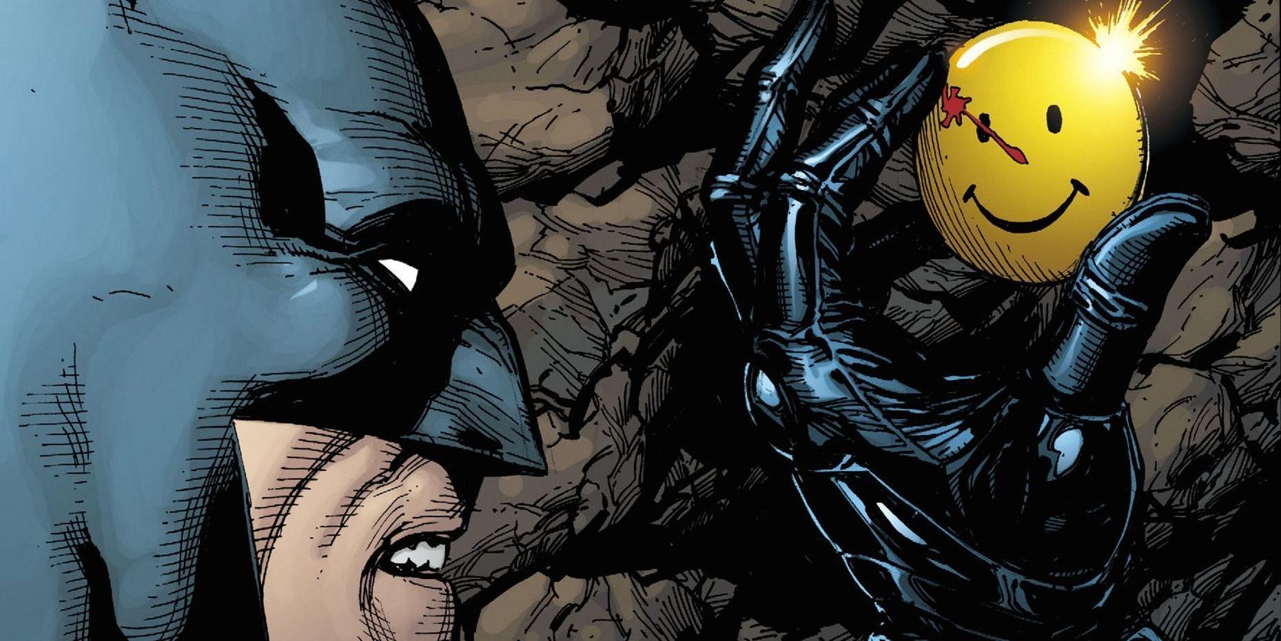 Rebirth Batman Watchmen