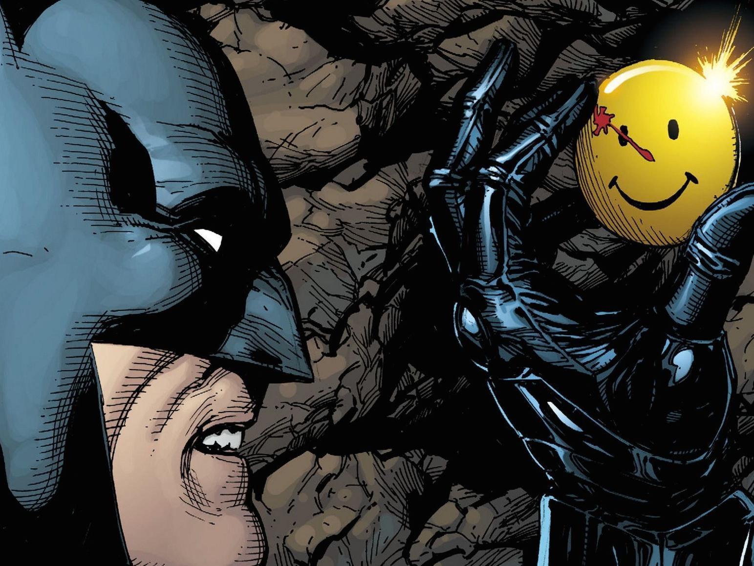 DC's 'Rebirth Deluxe' Includes More Watchmen
