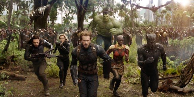 'Infinity War' promises an epic battle.