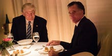 What Happened at Dinner Between Donald Trump and Mitt Romney?