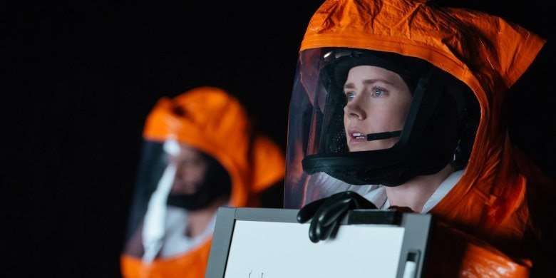 The Success of 'Arrival' Shows Serious Sci-Fi Is Here to Stay