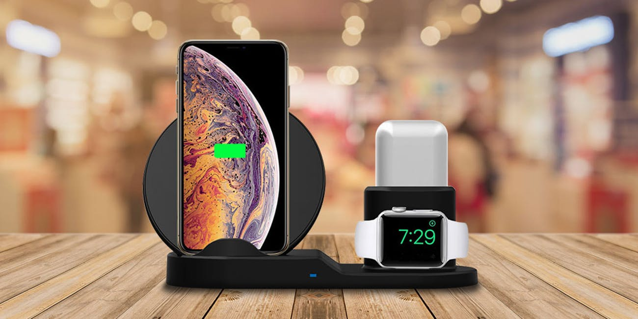 AirBase 3-in-1 Fast Charging Dock