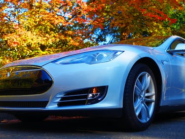 New Tesla Model S Prototype Has a Mysterious Extra Sensor