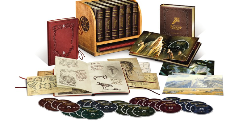 The Middle Earth Limited Collector's Edition