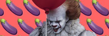 pennywise is hot
