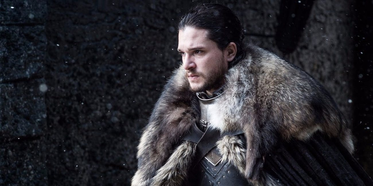 Game of Thrones Season 8 Jon Snow